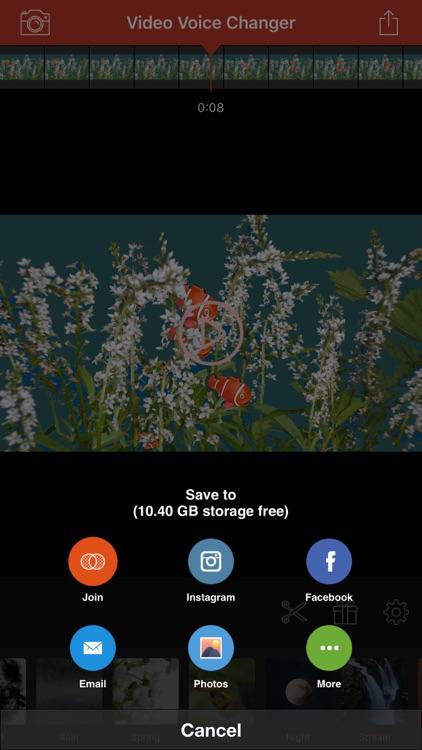 Video Voice Changer Pro screenshot-3