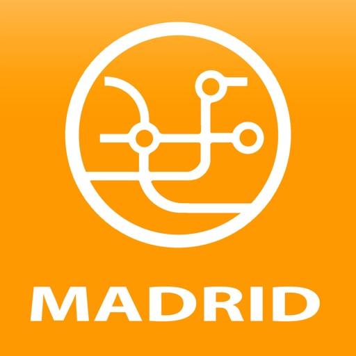 Мадрид городской транспорт
