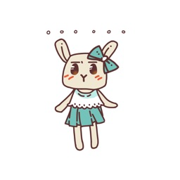 俏碧兔的生活