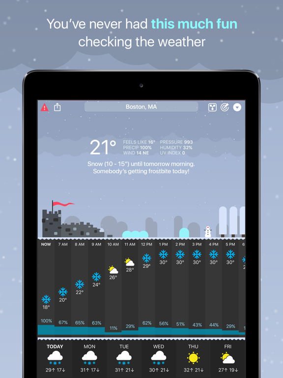 CARROT Weatherのおすすめ画像8