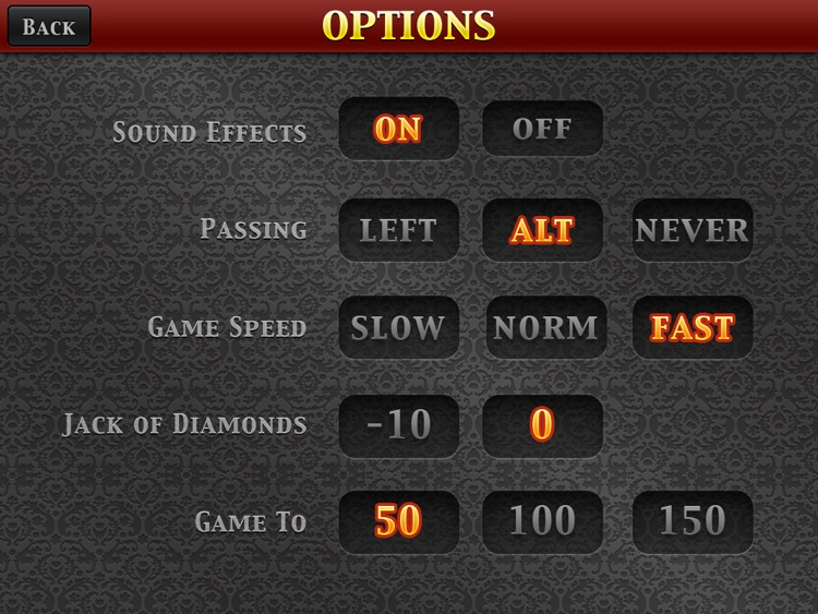 Hearts HD! screenshot-4