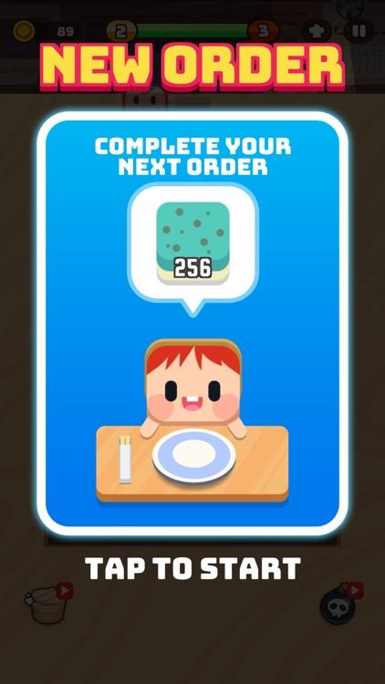 Sushi Drop : Merge Puzzle screenshot-6