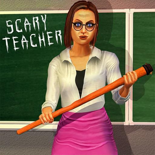 Scary Teacher - Creepy Game 3D