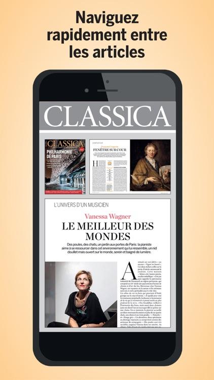 Classica - Magazine screenshot-6