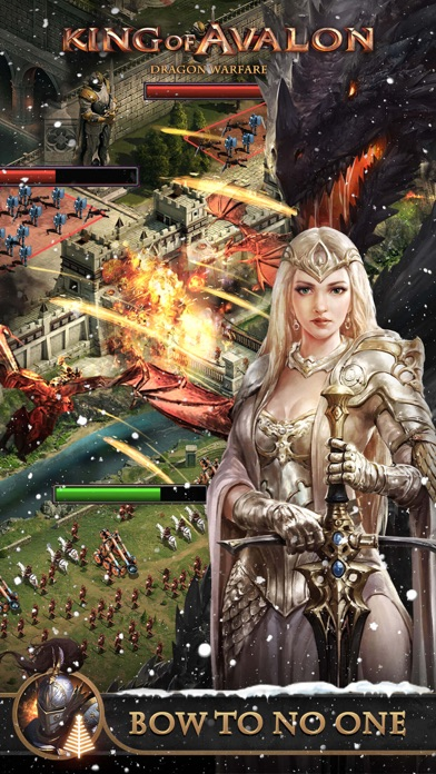 download King of Avalon: Dragon Warfare