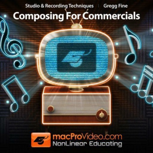 Composing For Commercials mPV