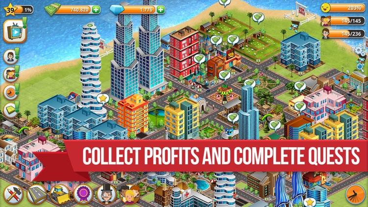Village City Island Simulation screenshot-3
