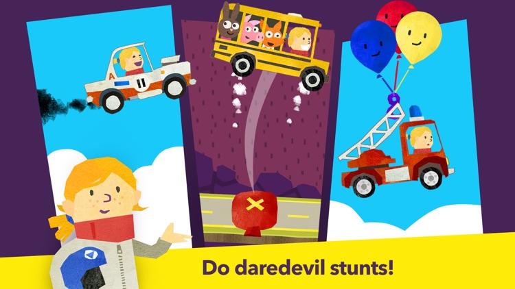 Fiete Cars for children 4+ screenshot-0