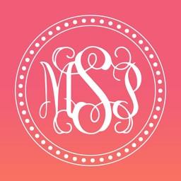 Monogram It - Wallpaper Maker
