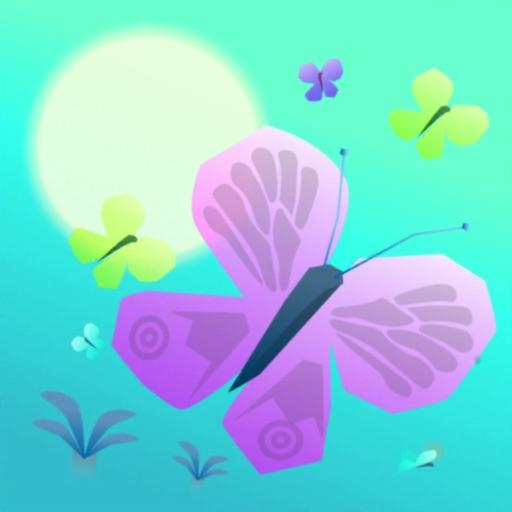 Butterfly Garden Clicker