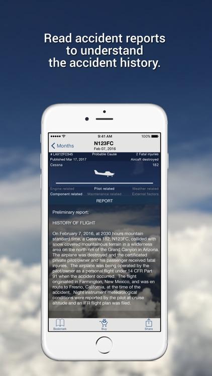 Flight Chain - NTSB Reports screenshot-5