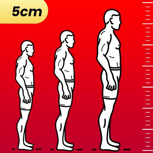 Increase Height - Taller