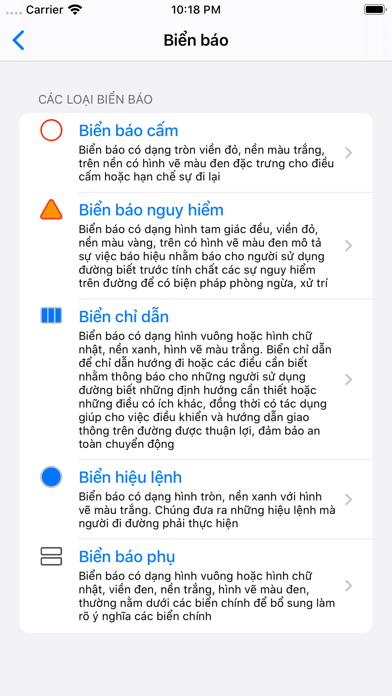 600 - Câu Hỏi Giấy Phép Lái Xe screenshot 7