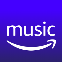 Ícone do app Amazon Music: Ouça podcasts