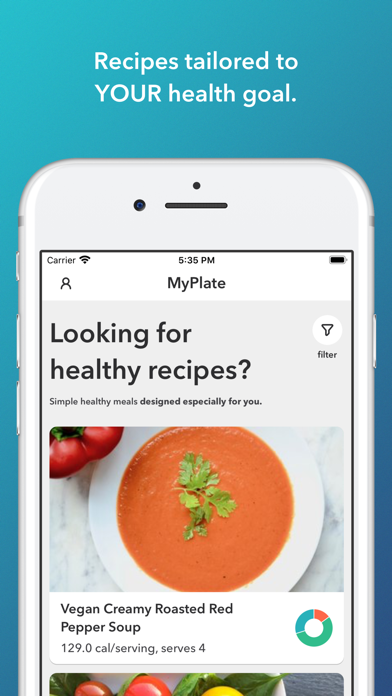 MyPlate Calorie Counterのおすすめ画像3