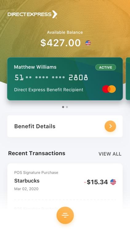 Direct Express® screenshot-3
