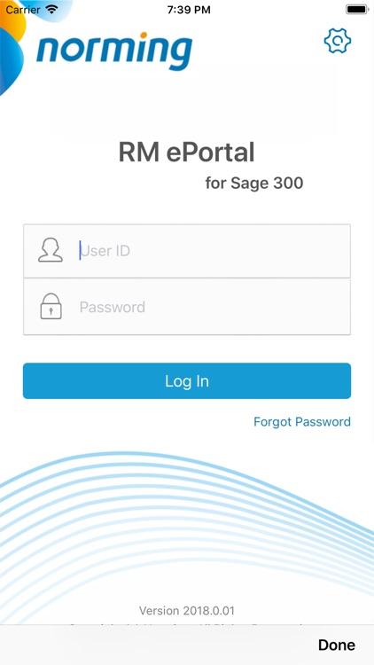 RM ePortal