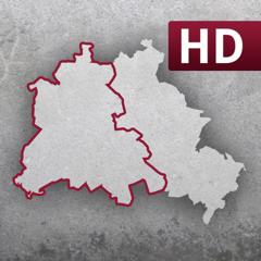 Die Berliner Mauer HD