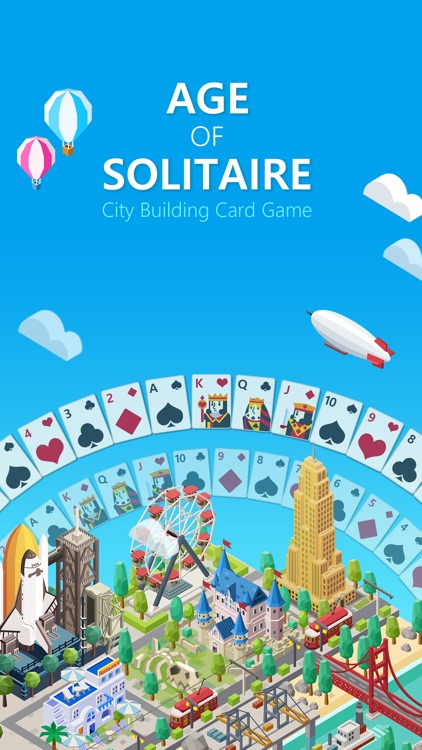 Age of Solitaire : Build City screenshot-0