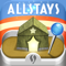 App Icon for Military FamCamp Campgrounds App in United States IOS App Store