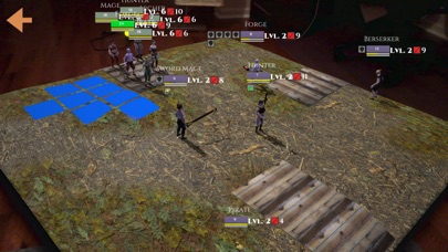 Screenshot for Rampart Tactics AR in Mexico App Store