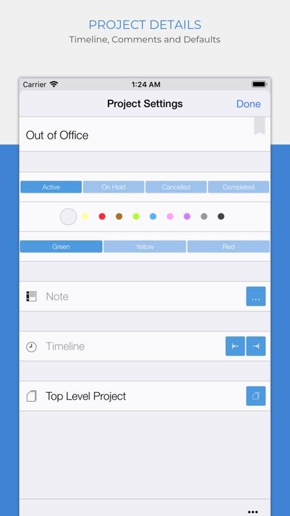 Organize:Me To-Do's screenshot-7