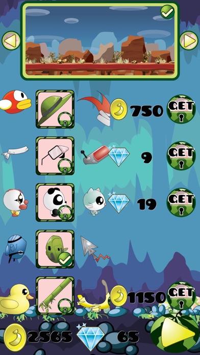 Monko Flappo PLUS-Flappy Monky screenshot one