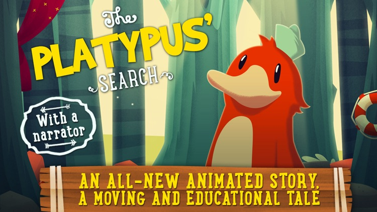 Platypus: Fairy tales for kids screenshot-0