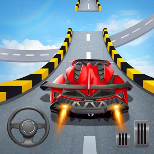 Car Stunts 3D - Sky Parkour free software for iPhone and iPad