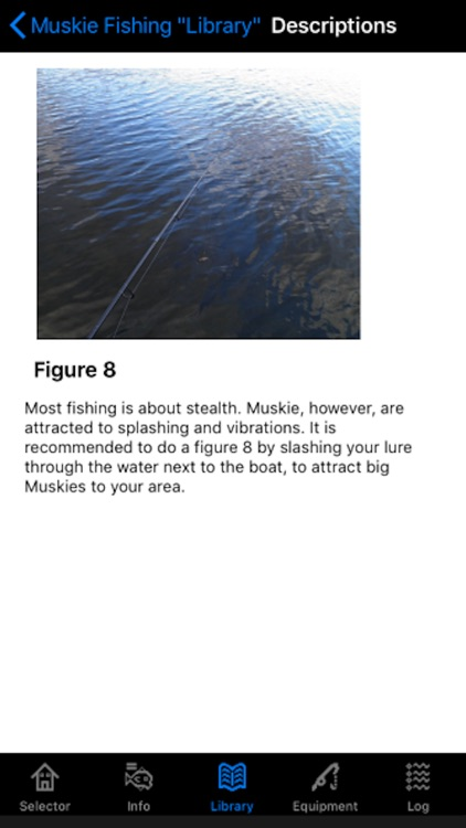 Muskie Fishing screenshot-4