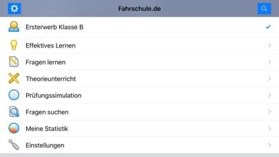 Screenshot for Fahrschule.de 2019 in Germany App Store