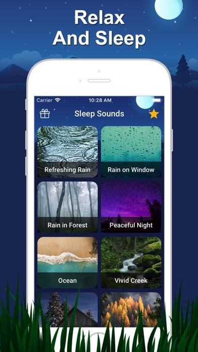Relaxing Music : Sleep Sounds screenshot two