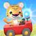 Little Tiger: Firefighter Kids