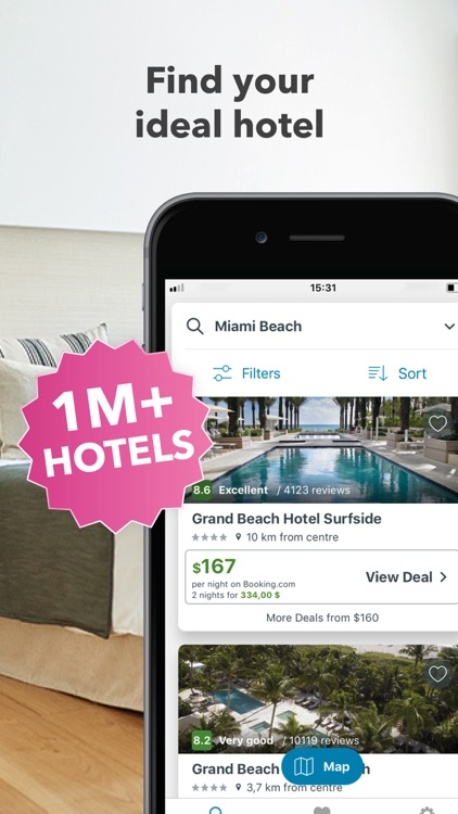 trivago: Compare hotel prices screenshot-2