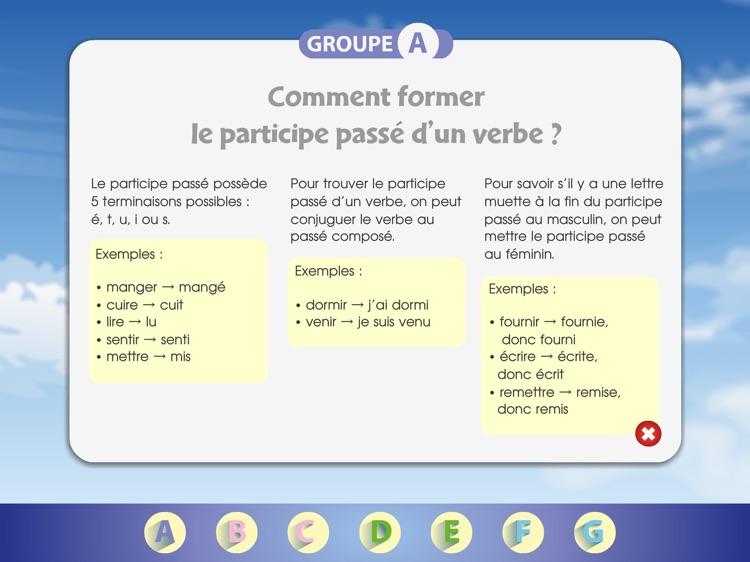 Aventures Du Participe Passe A By 2953 8121 Quebec Inc