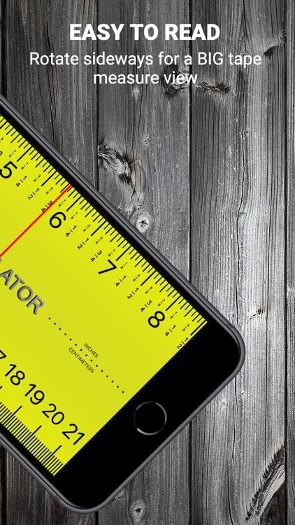 Tape Measure Calculator Pro screenshot-4