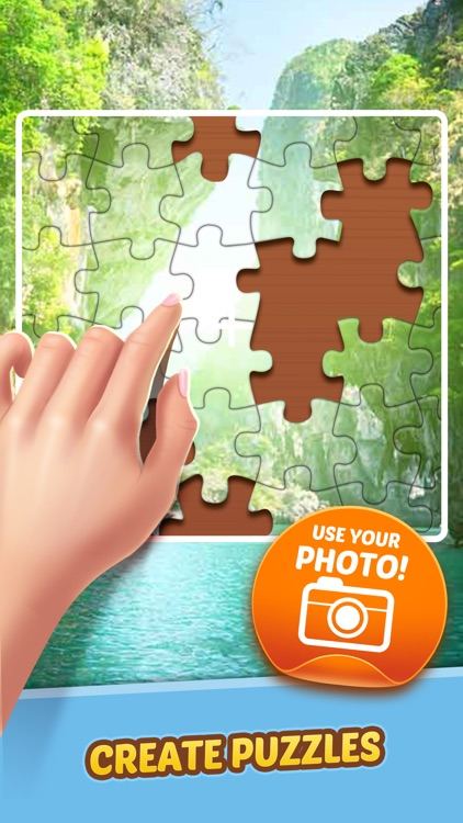 Jigsaw Art Puzzle Mania screenshot-3