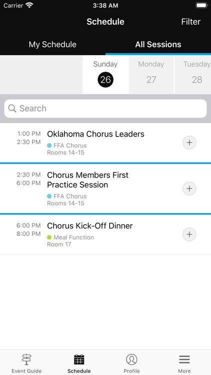 Oklahoma FFA screenshot-3