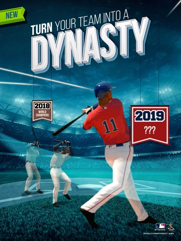 MLB Tap Sports Baseball 2019 screenshot 8