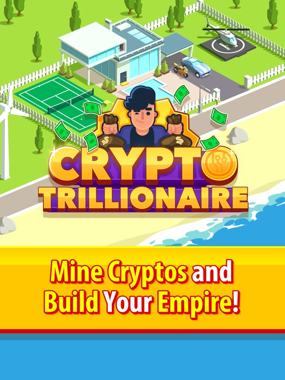Screenshot #1 for Crypto Trillionaire