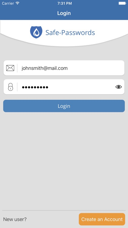 Safe-Passwords