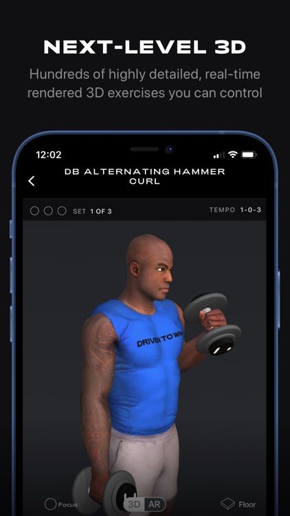 D2W Fitness by DeMarcus Ware screenshot-4