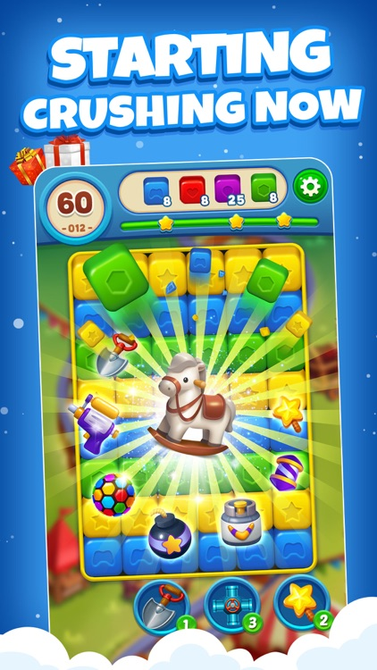 Toy Brick Crush!Blast Cubes screenshot-3