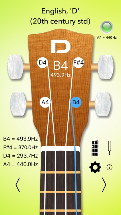 Ukulele Tuner and Chords screenshot-4