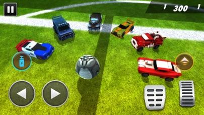 توربو سيارات دوري كرة القدملقطة شاشة7