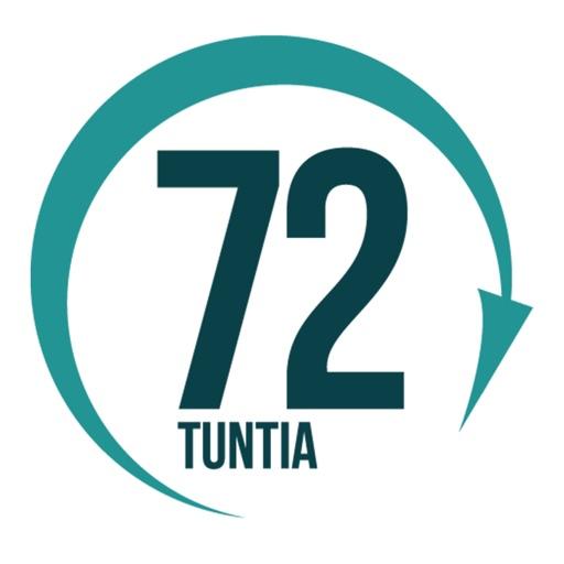 72tuntia