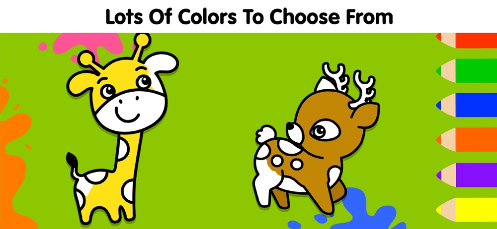 Baby Coloring Games for Kids hack tool