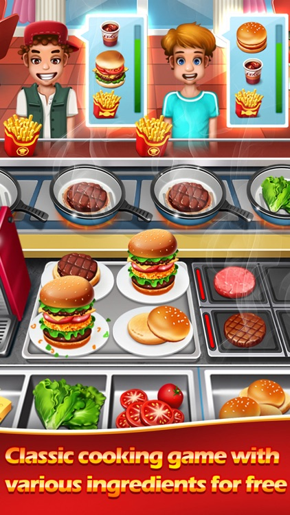 Crazy Cooking Chef: Fever Game screenshot-0