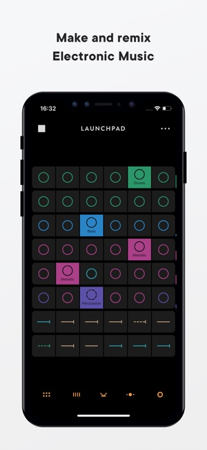 Novation Launchpad Screenshot
