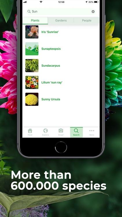PlantSnap - identify plants screenshot-3